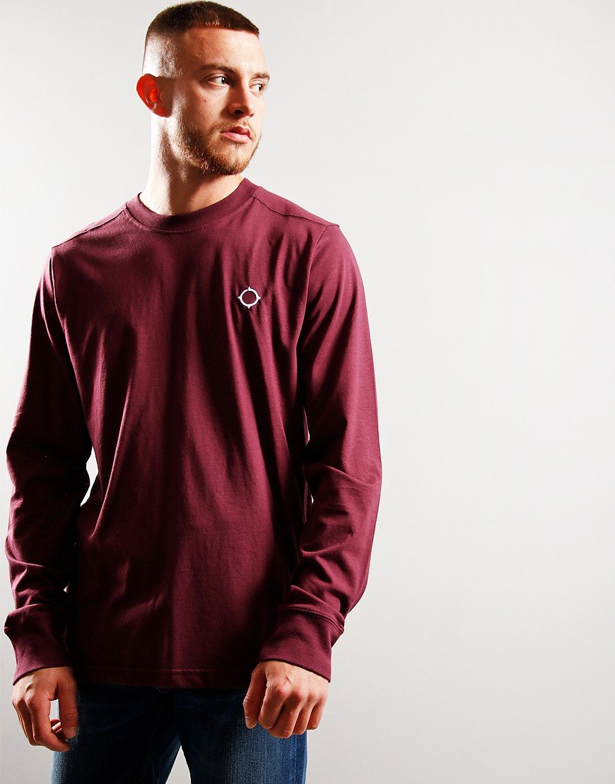 MA.Strum Long Sleeved Icon T-Shirt Fig