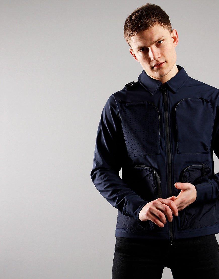 MA.Strum Softshell Jacket Ink Navy