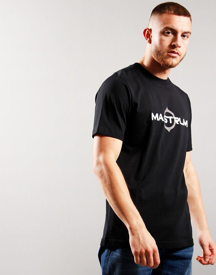 MA.Strum Short Sleeve Logo T-Shirt Black