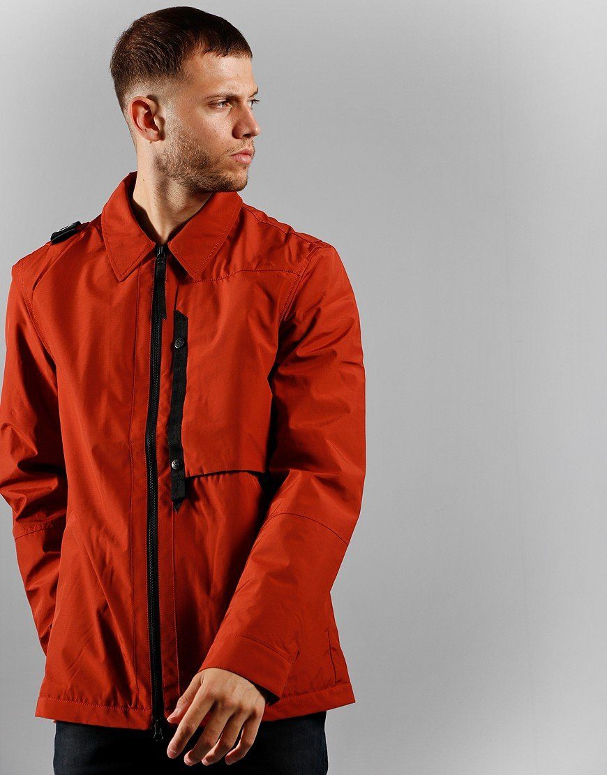 MA.Strum TPR Jacket  Burnt Orange