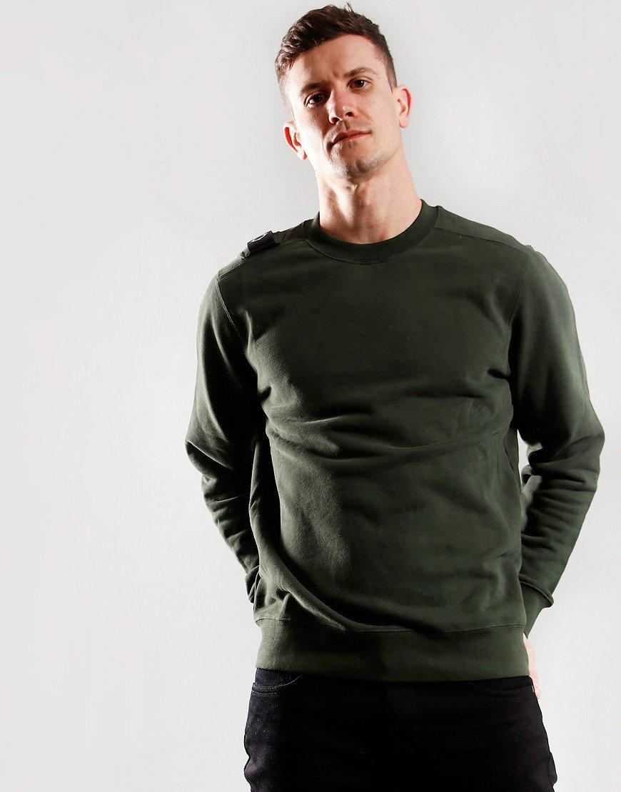 MA.Strum Core Sweatshirt  Oil Slick