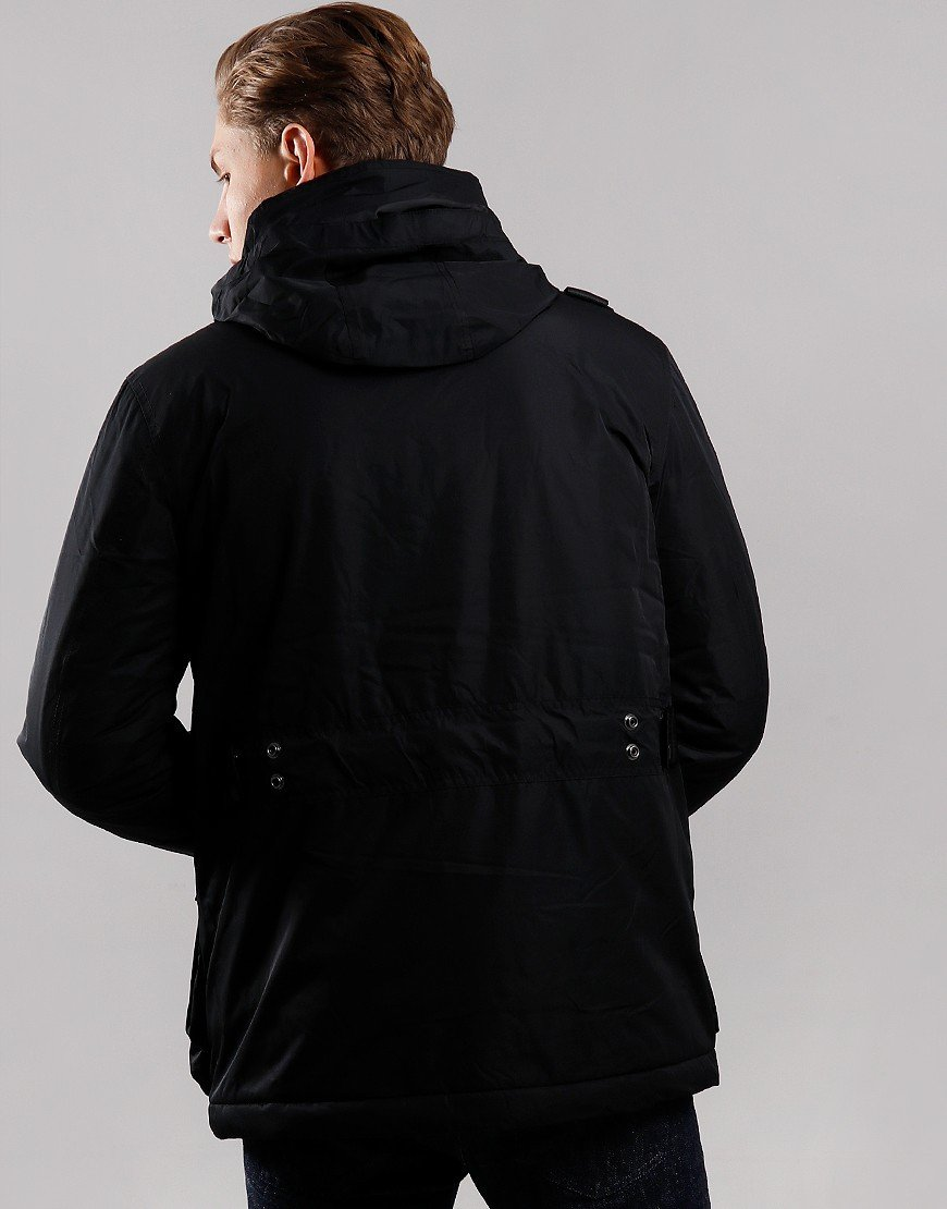 MA.Strum Denison Jacket  Jet Black