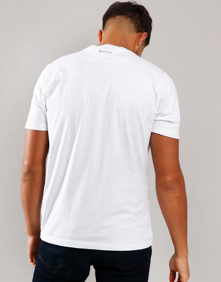 MA.Strum Icon T-Shirt  Optic White