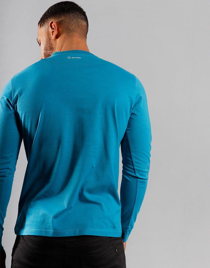 MA.Strum Icon Long Sleeve T-Shirt Iceberg