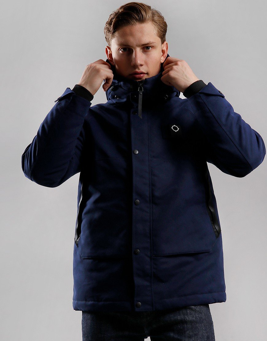 MA.Strum Nepal Jacket  True Navy