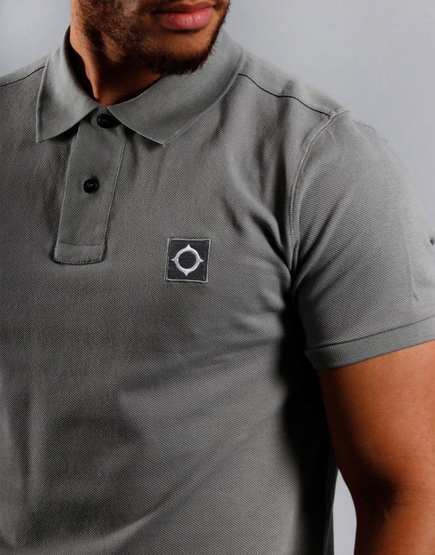 MA.Strum Piqué Polo Shirt Quicksilver