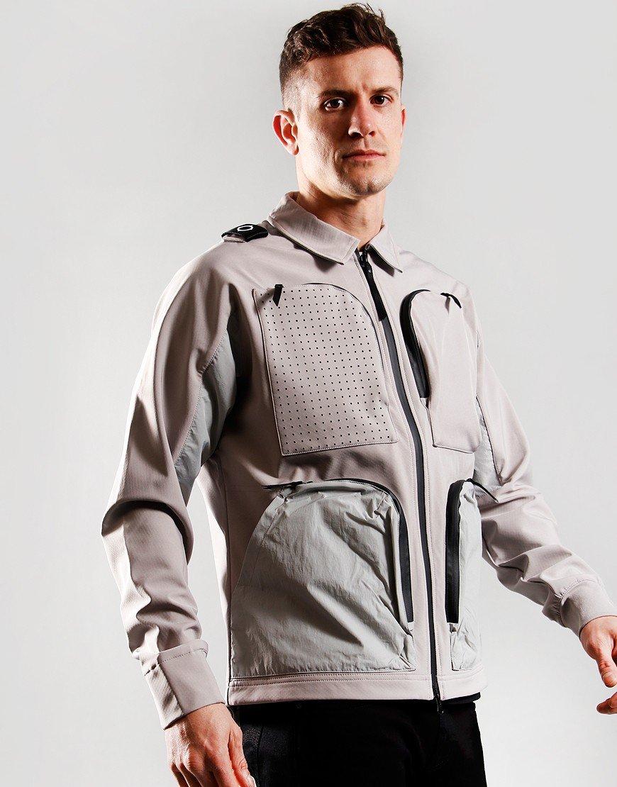 MA.Strum Softshell Jacket Quicksilver