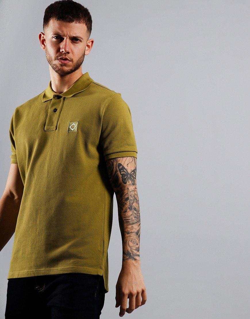 MA.Strum Piqué Polo Shirt Oasis
