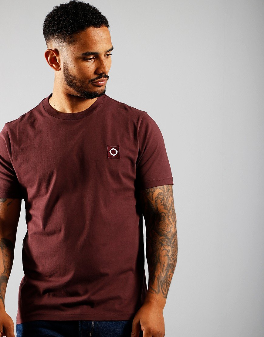 MA.Strum Short Sleeve Icon T-Shirt Cordovan