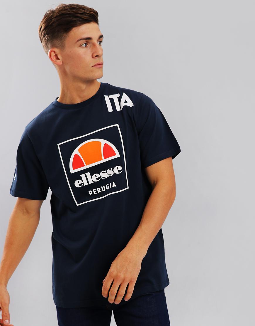 Ellesse Manarola T-Shirt Dress Blues
