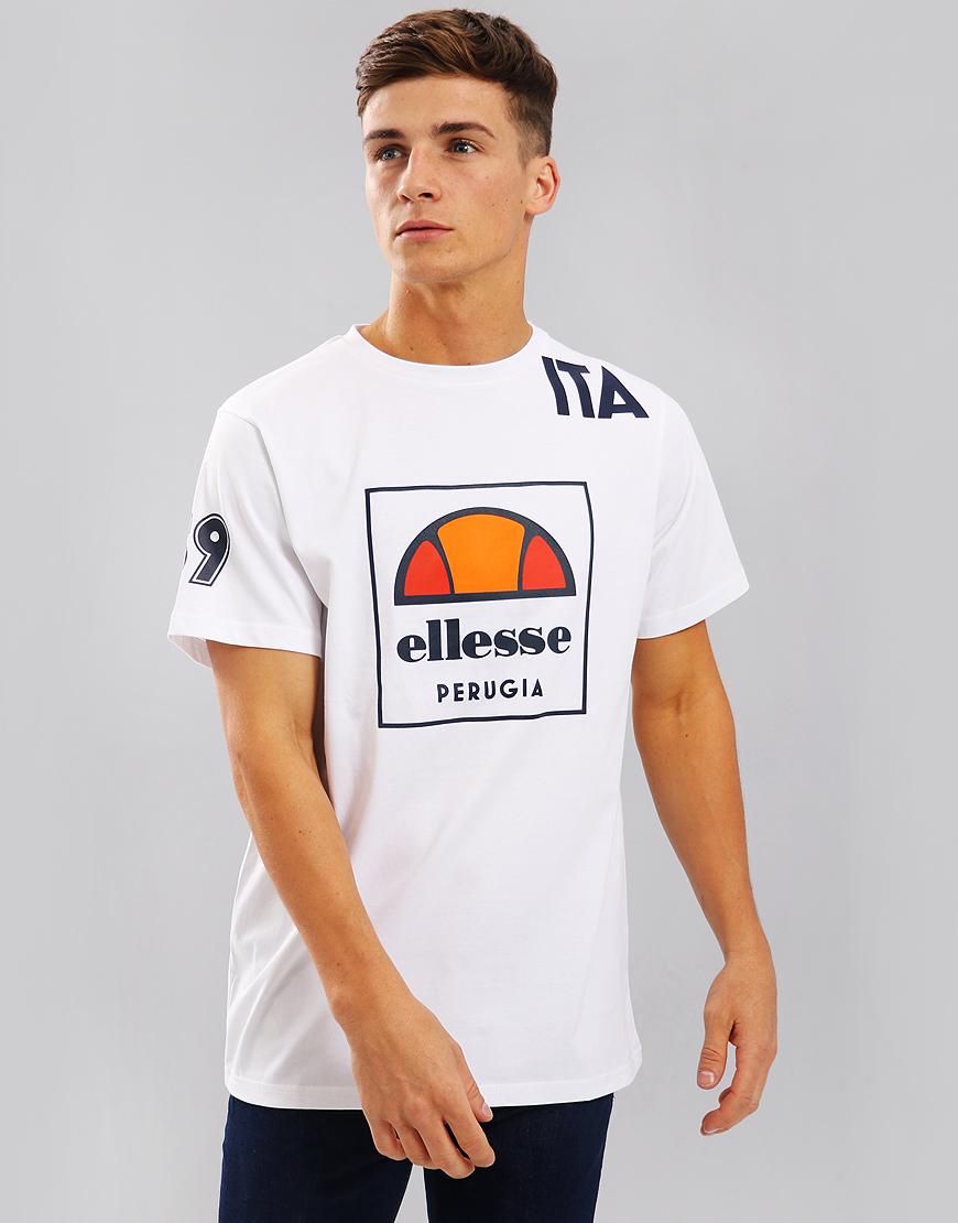 Ellesse Manarola T-Shirt White