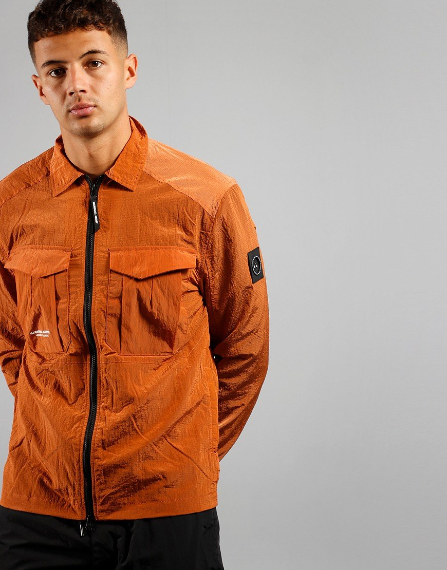 Marshall Artist Acier Overshirt Orange