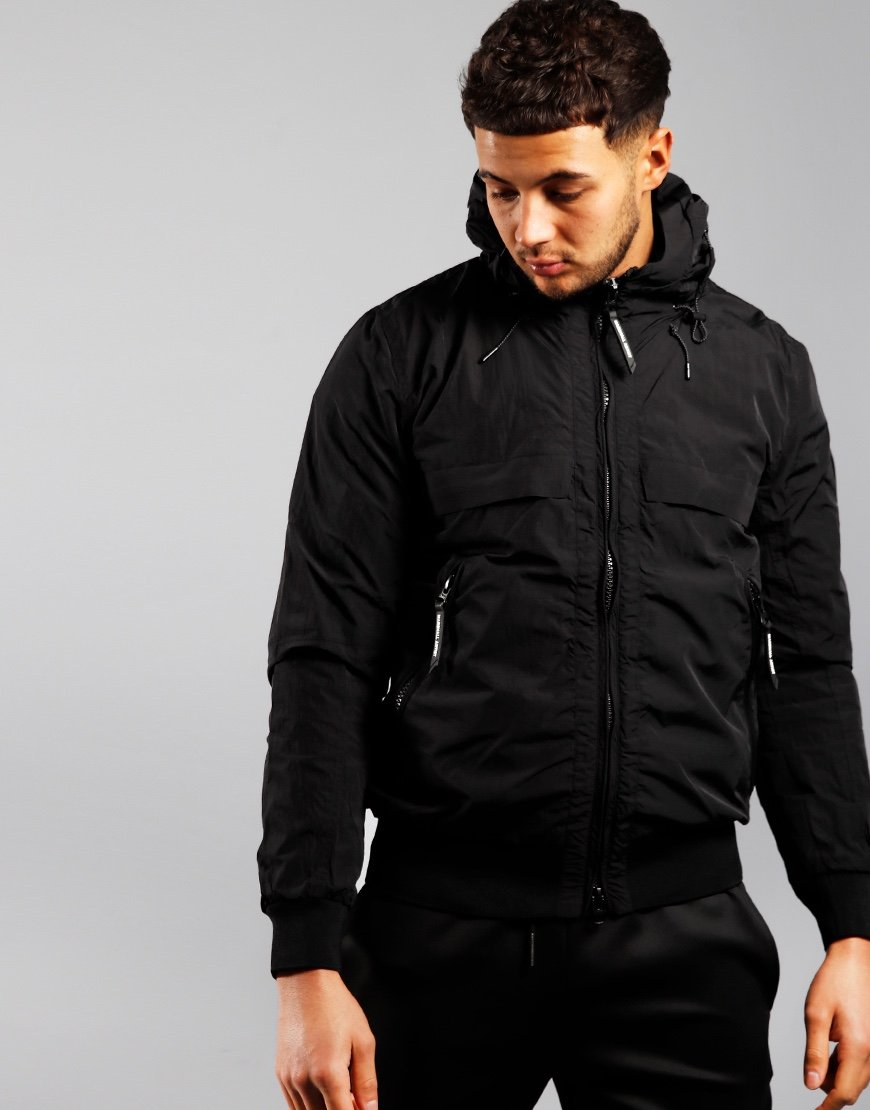 Marshall Artist Articualted jacket Black