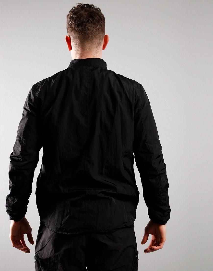 Marshall Artist Acier MA-2 Overshirt Black