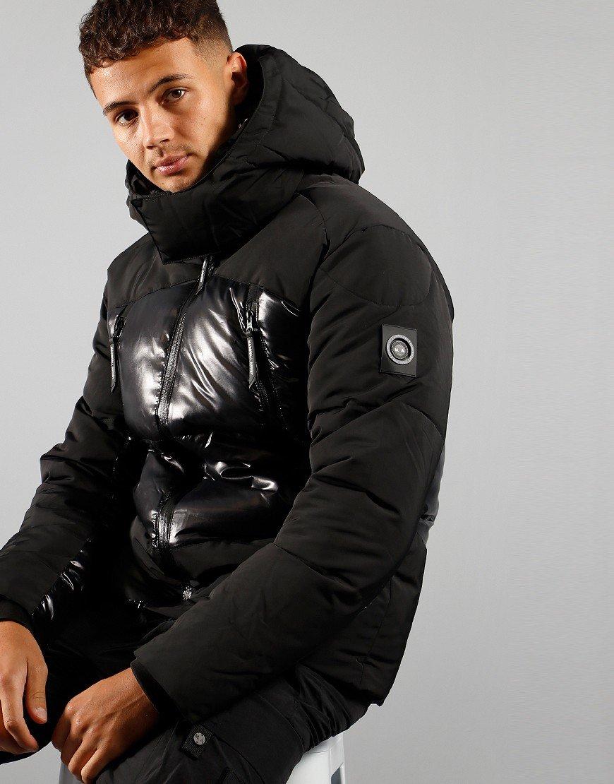 Marshall Artist Kita Bubble Jacket Black