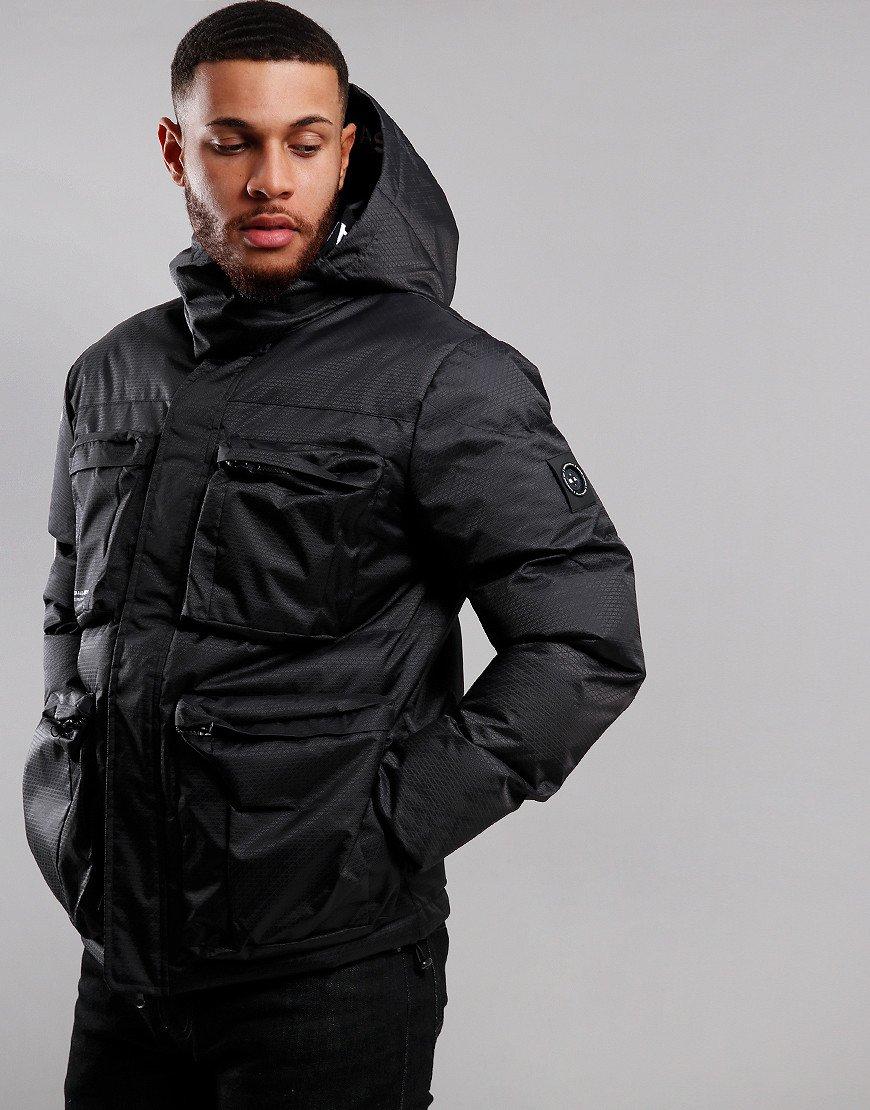 Marshall Artist X Aitch Cross Body Jacket Black