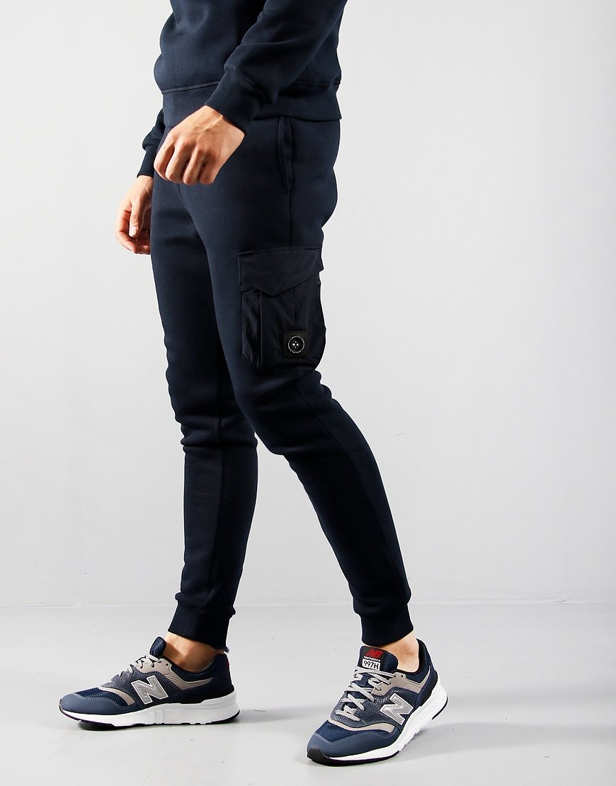 Marshall Artist Acier Sweat Pants Navy