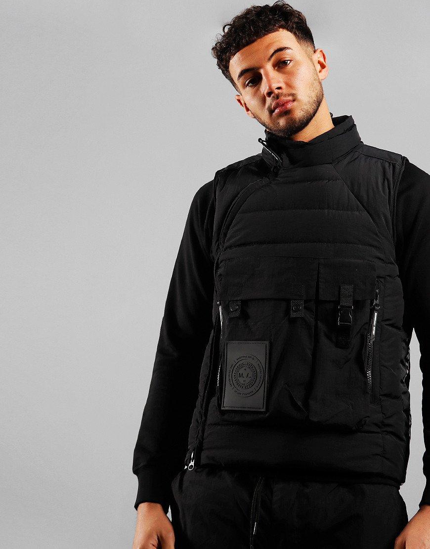 Marshall Artist Balistic Vest Black