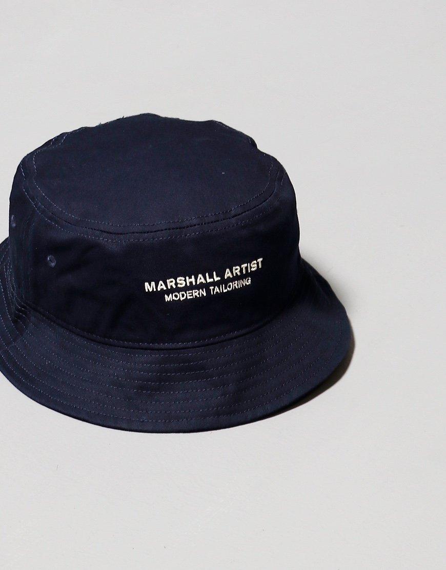 Marshall Artist Bucket Hat Navy
