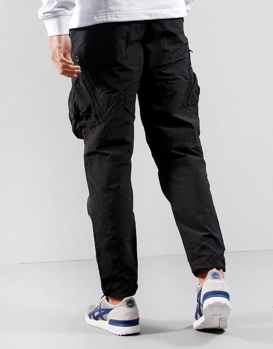 Marshall Artist Cotton Polyamide Cargo Pants Black