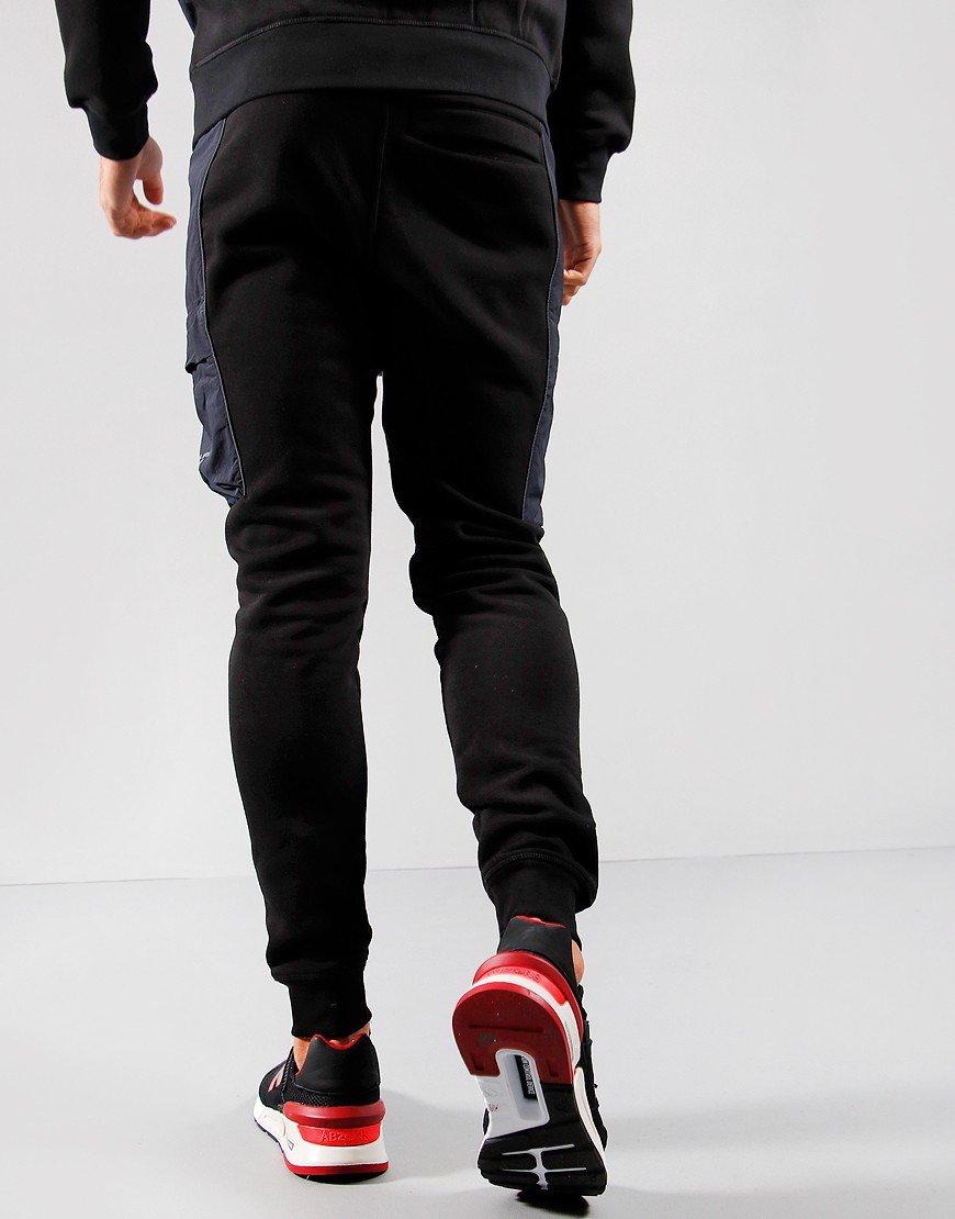 Marshall Artist Deflektor Sweat Pants Black