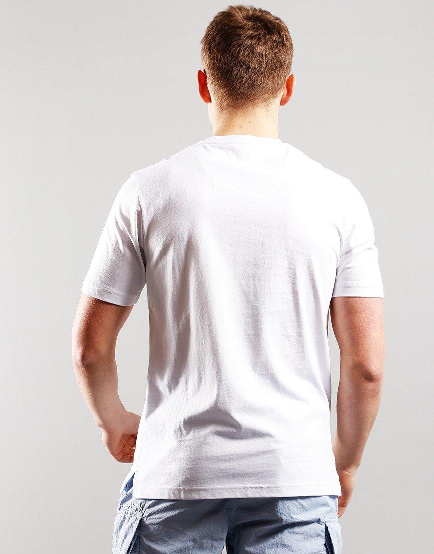 Marshall Artist Hi-Density T-Shirt White