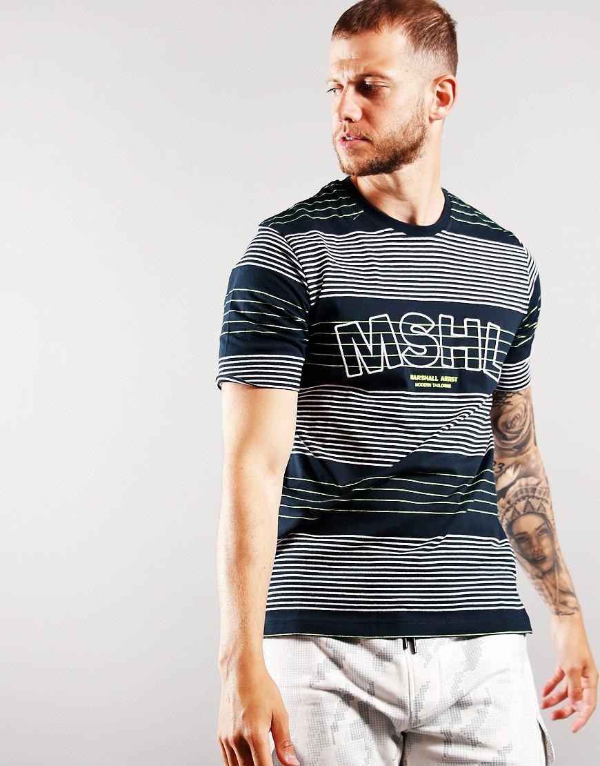 Marshall Artist Kenmare T-Shirt Navy