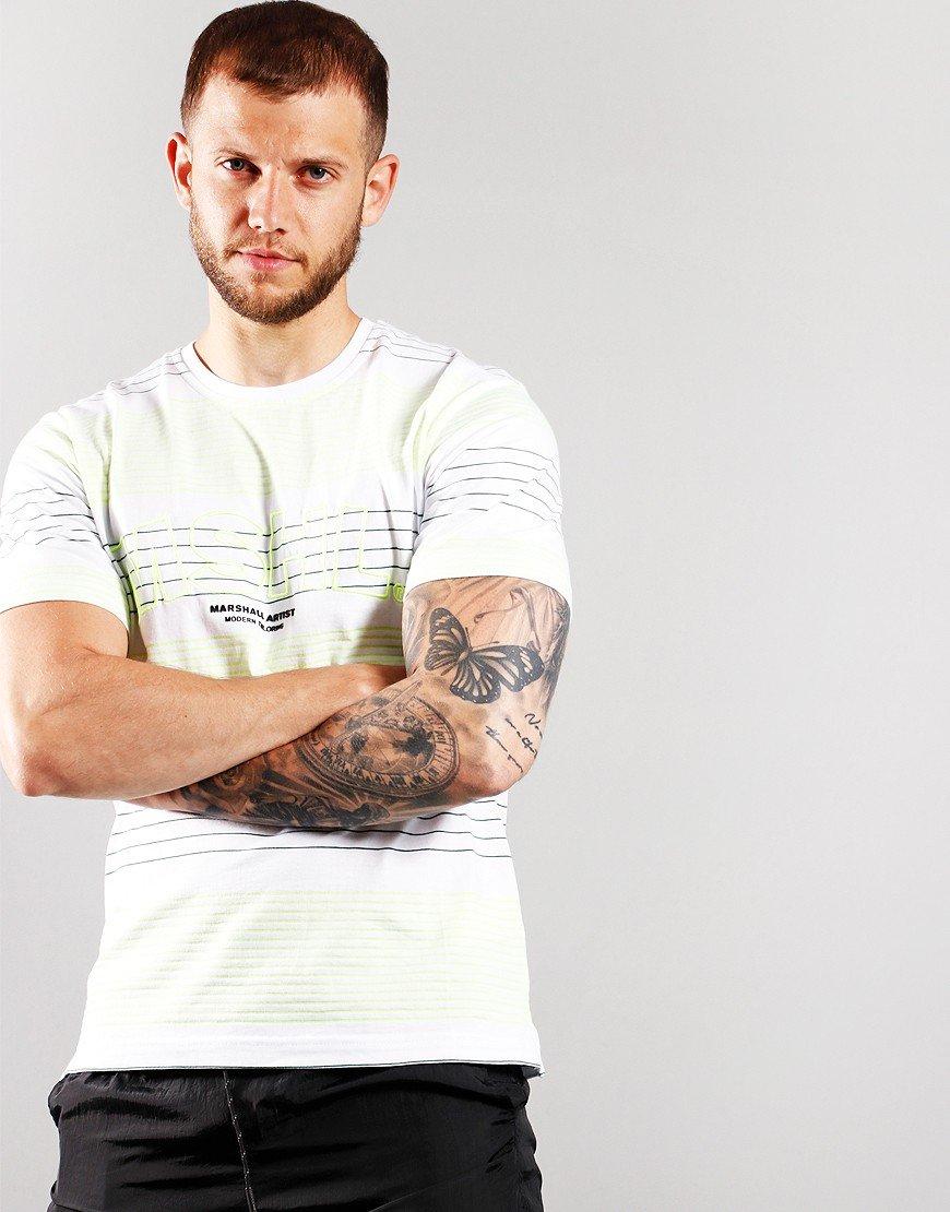 Marshall Artist Kenmare T-Shirt White