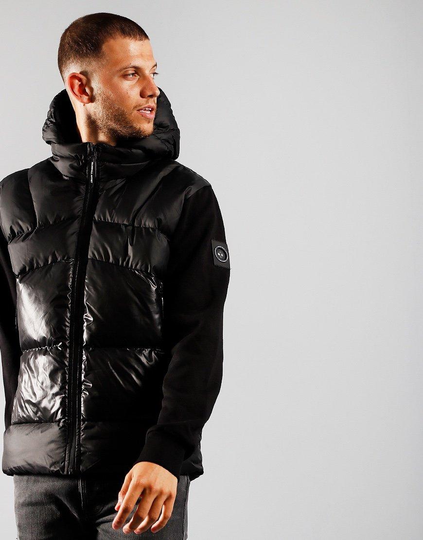 Marshall Artist Kita Full Zip Jacket Black