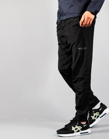 Marshall Artist Liquid Nylon Track Pant Black