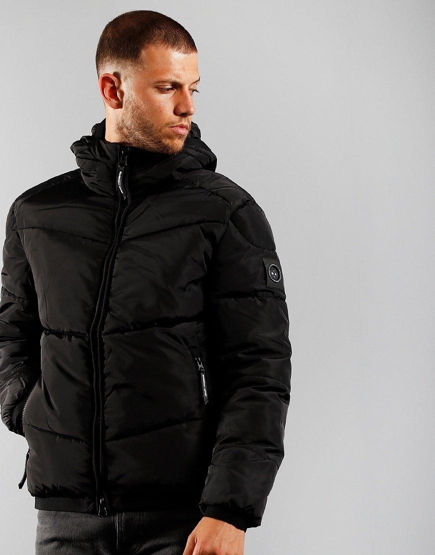 Marshall Artist Paninaro Jacket Black