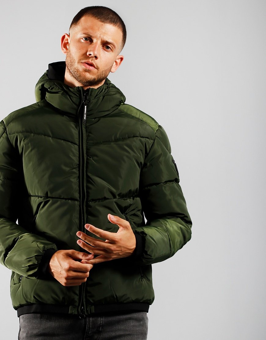 Marshall Artist Paninaro Jacket Khaki