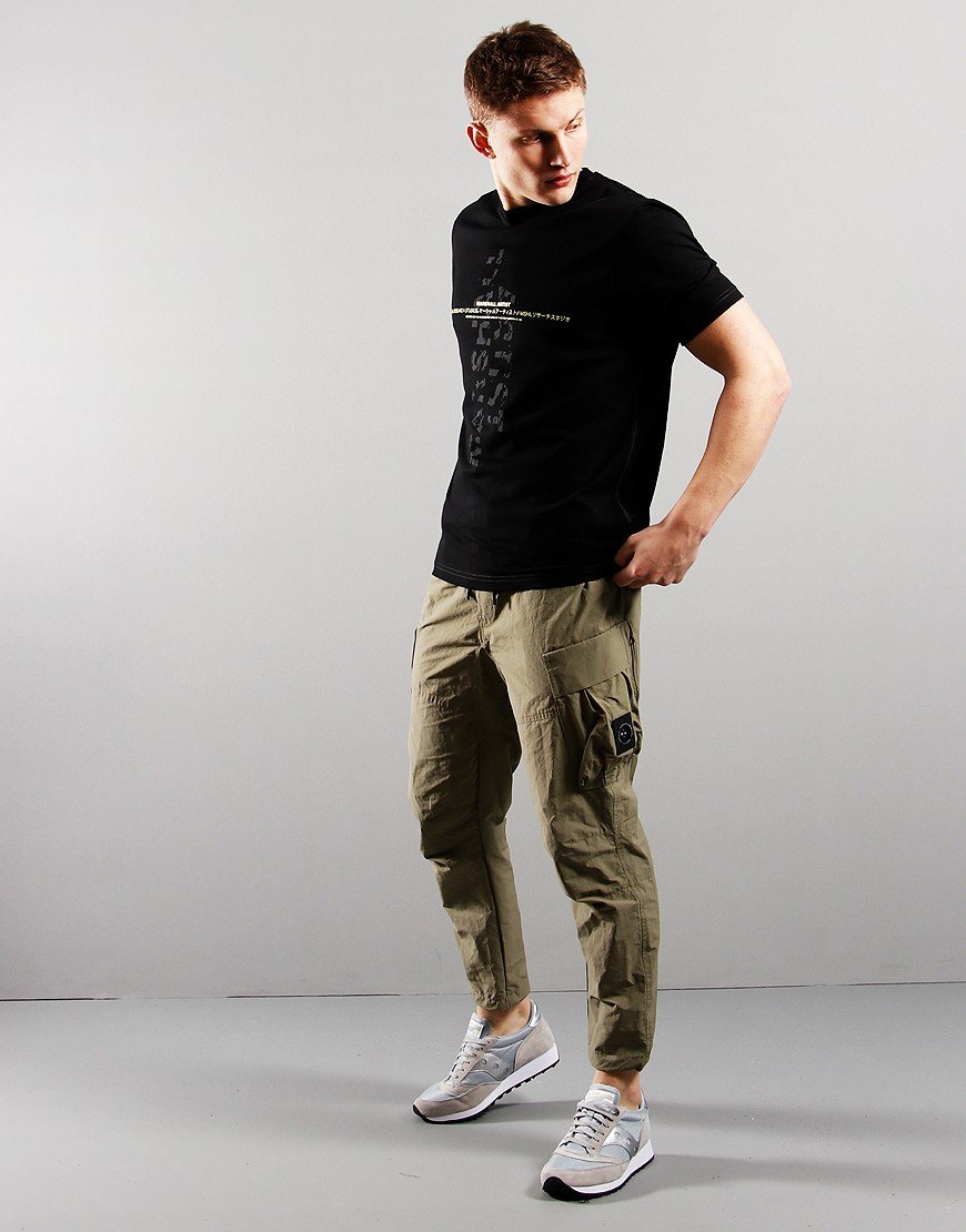 Marshall Artist Research Studio T-Shirt Black