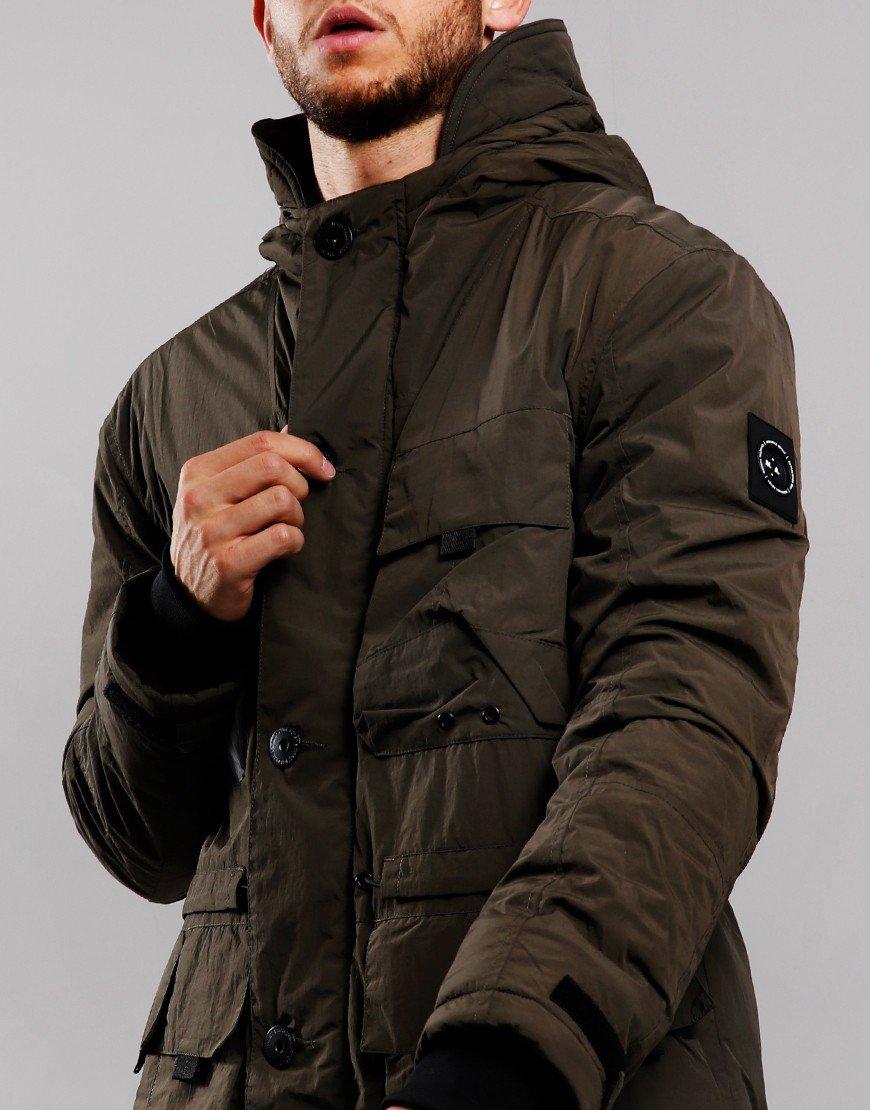 Marshall Artist Compacta Resin Field Jacket Khaki