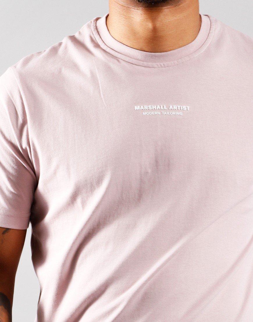 Marshall Artist Siren Injection T-Shirt Rose Gold