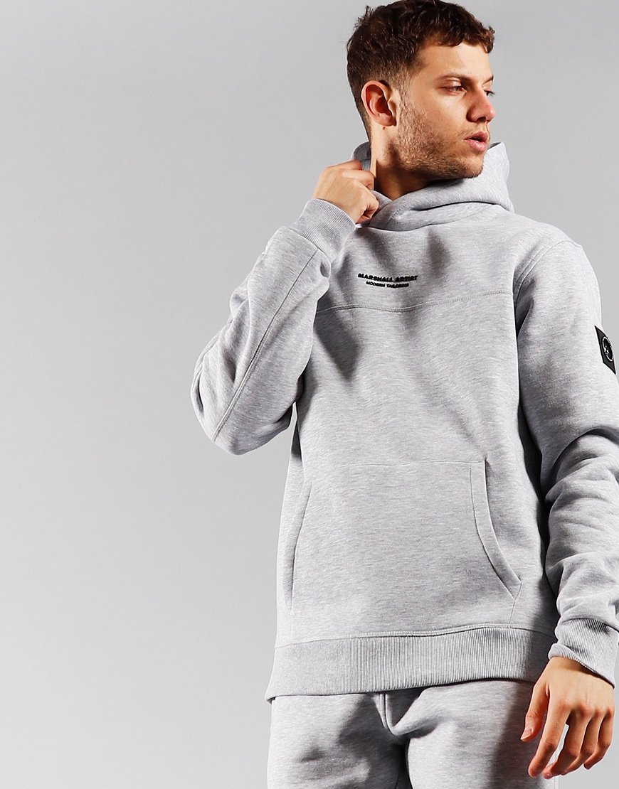 Marshall Artist Siren OTH Hooded Sweat Grey