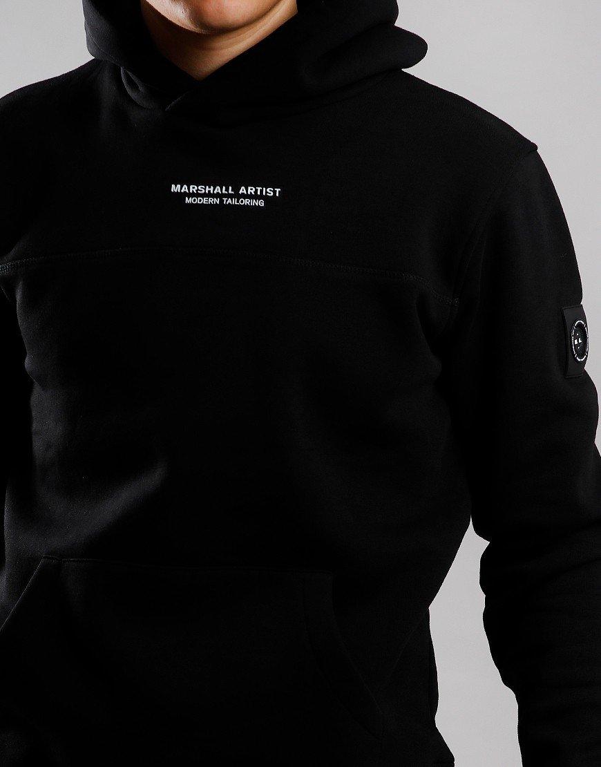 Marshall Artist Siren OTH Hooded Sweat Black