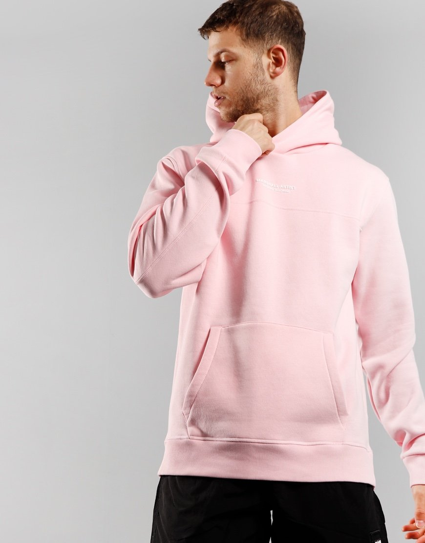 Marshall Artist Siren OTH Hooded Sweat Pink