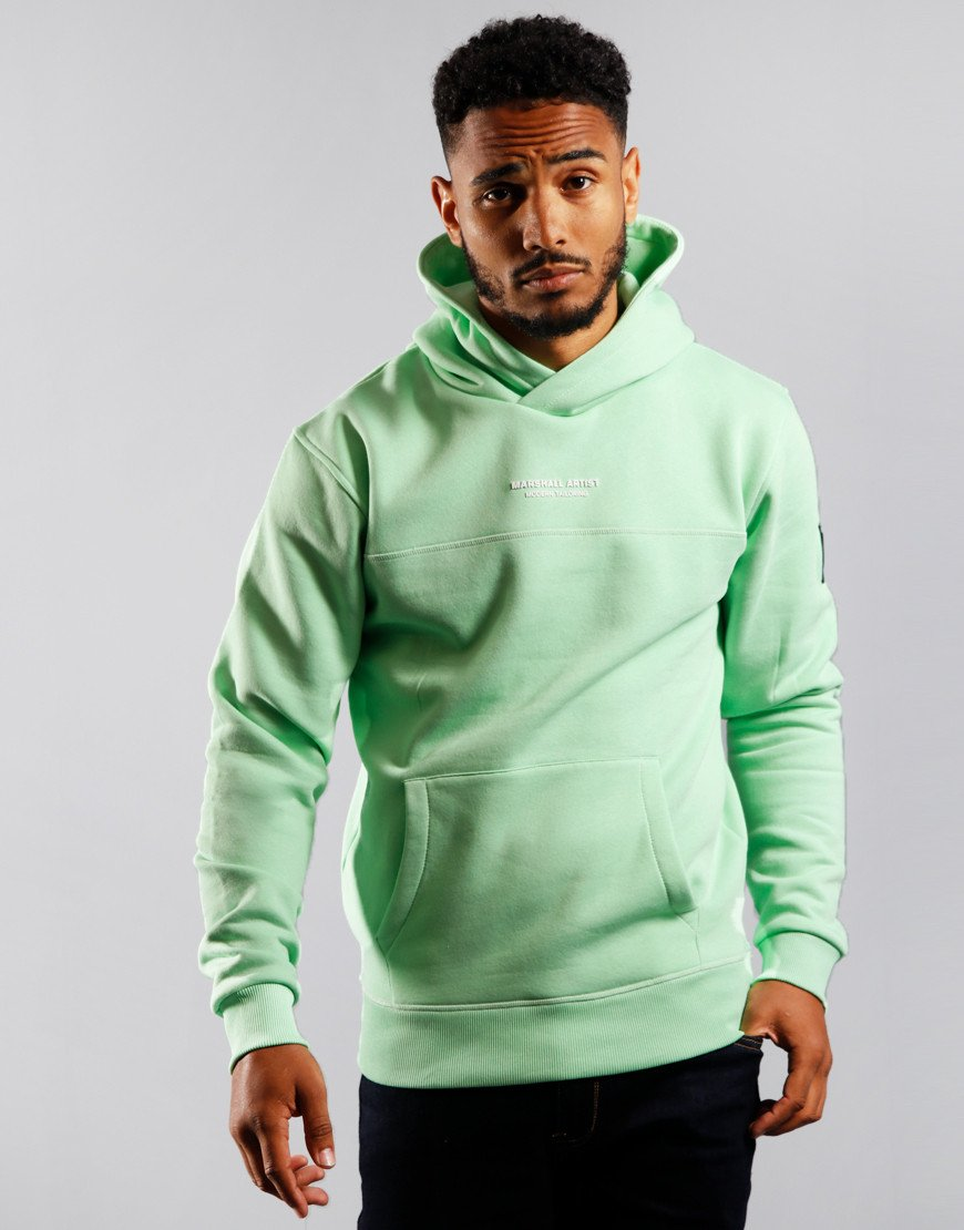 Marshall Artist Siren OTH Hooded Sweat Green