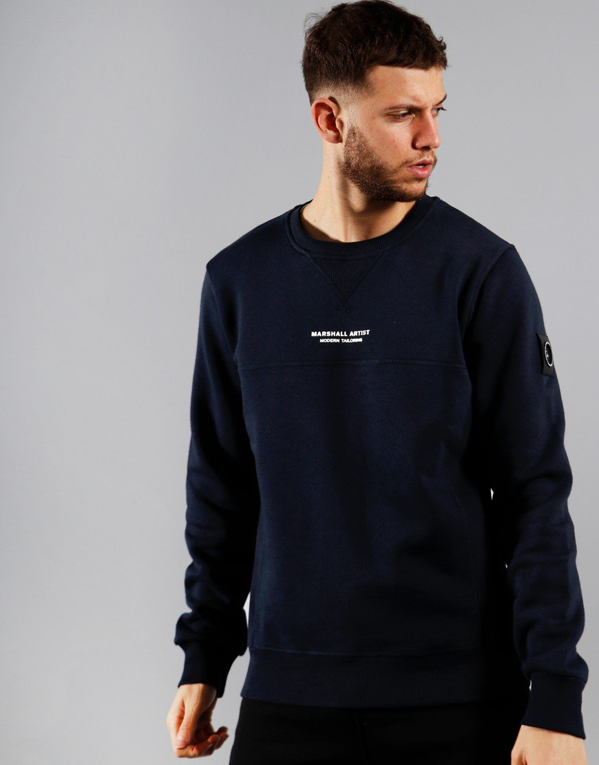 Marshall Artist Siren Sweat Navy