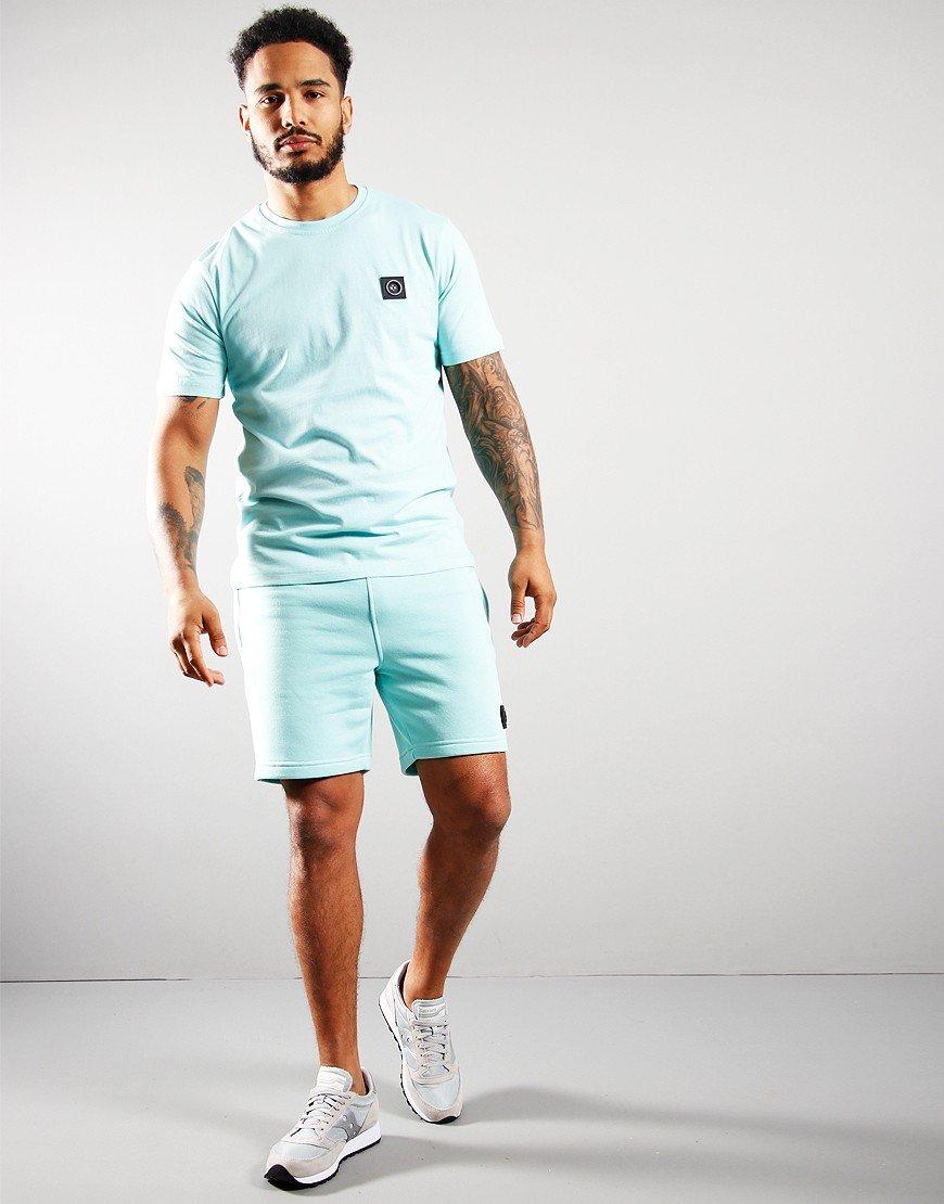 Marshall Artist Siren T-Shirt Aqua