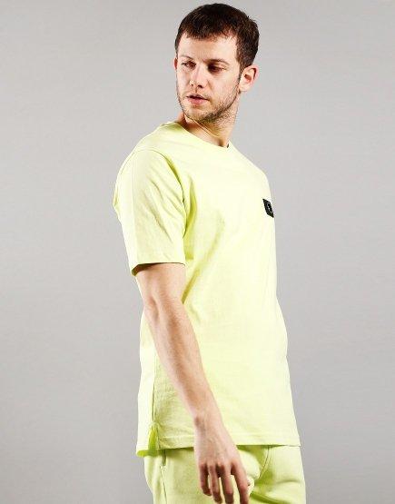 Marshall Artist Siren T-Shirt Faded Lime