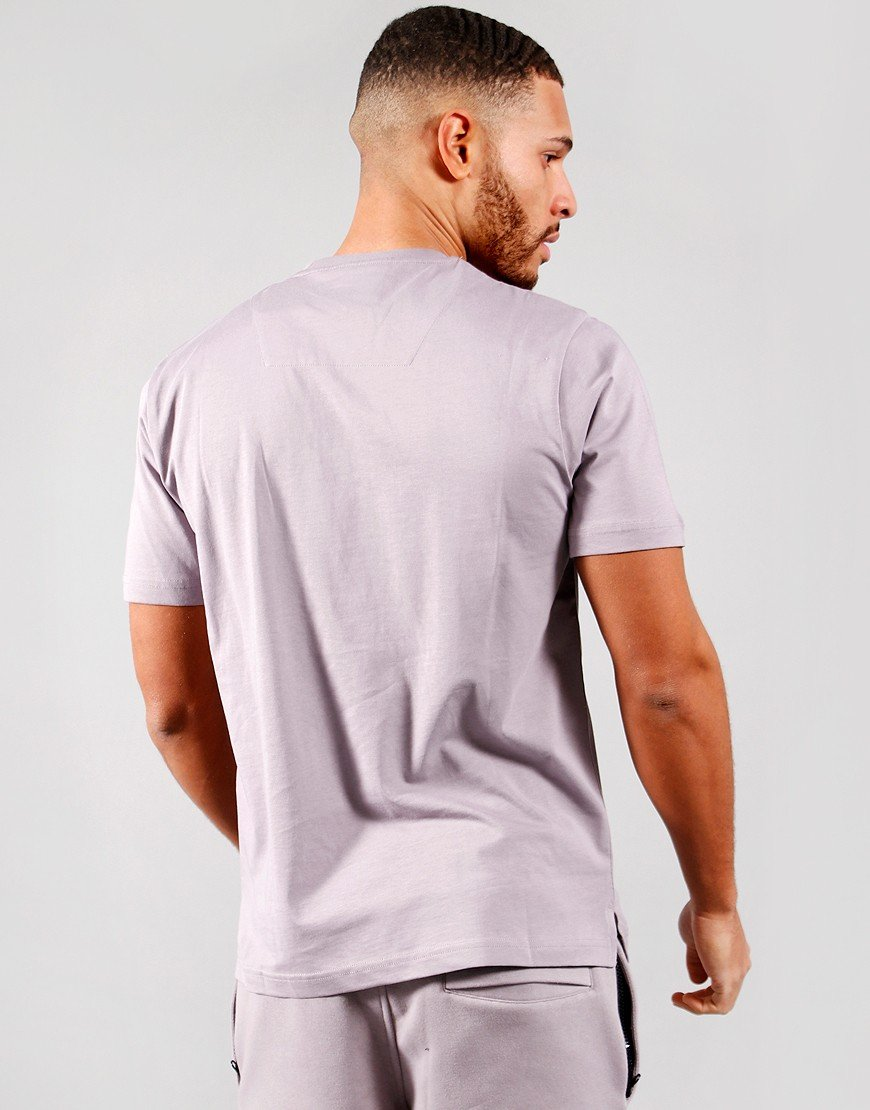 Marshall Artist Short Sleeve Siren T-Shirt Faded Lilac