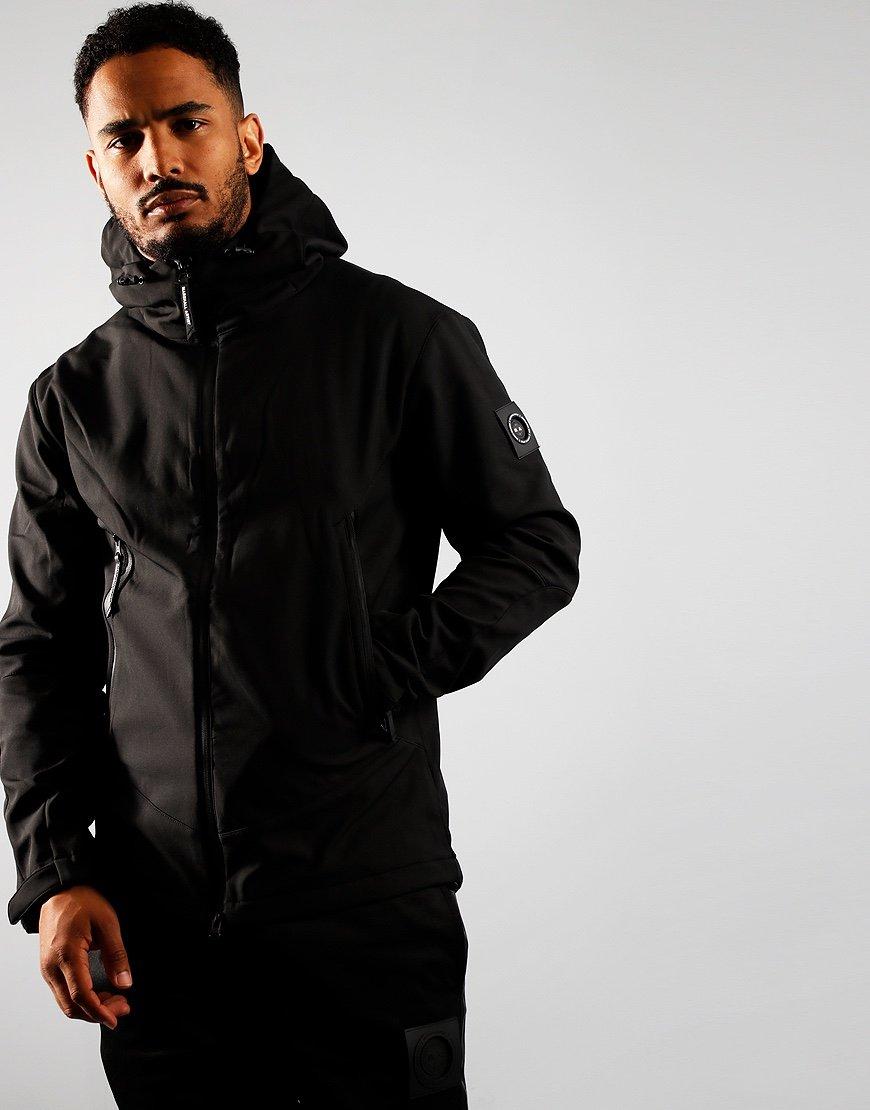 Marshall Artist Softshell Jacket Black