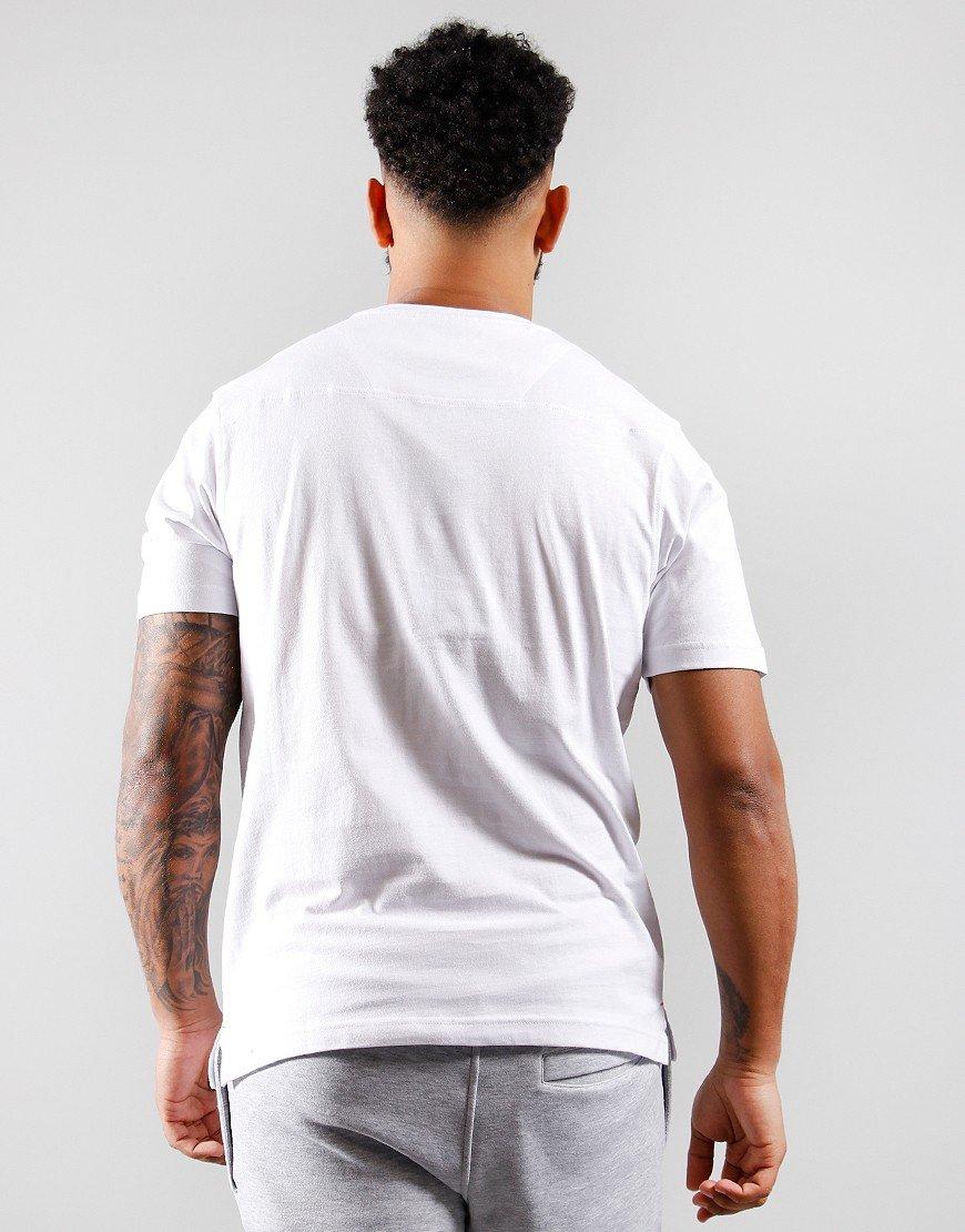Marshall Artist Liquid Ripstop T-Shirt White