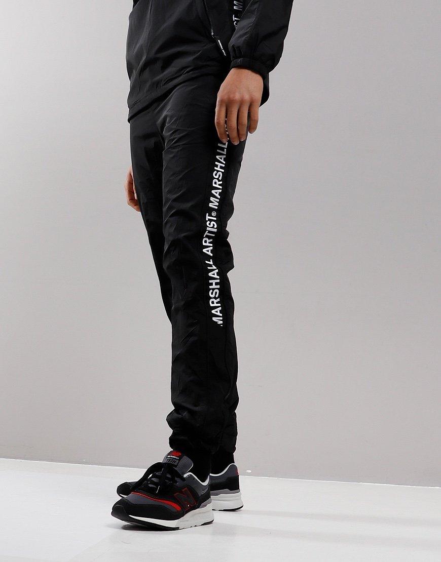 Marshall Artist V2 Track Pants Black