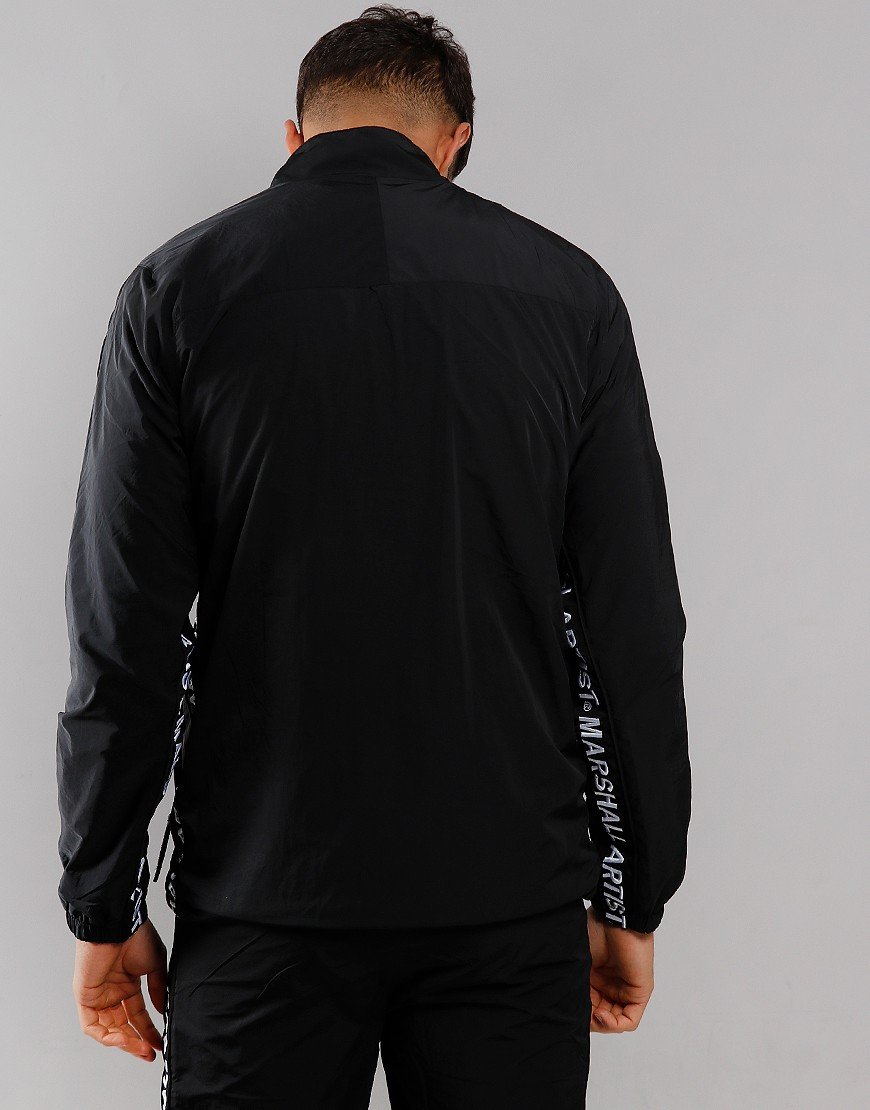 Marshall Artist V2 Training Shirt Jacket Black