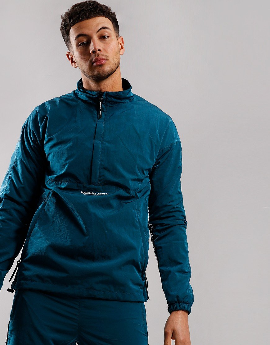 Marshall Artist V2 Training Shirt Jacket Teal