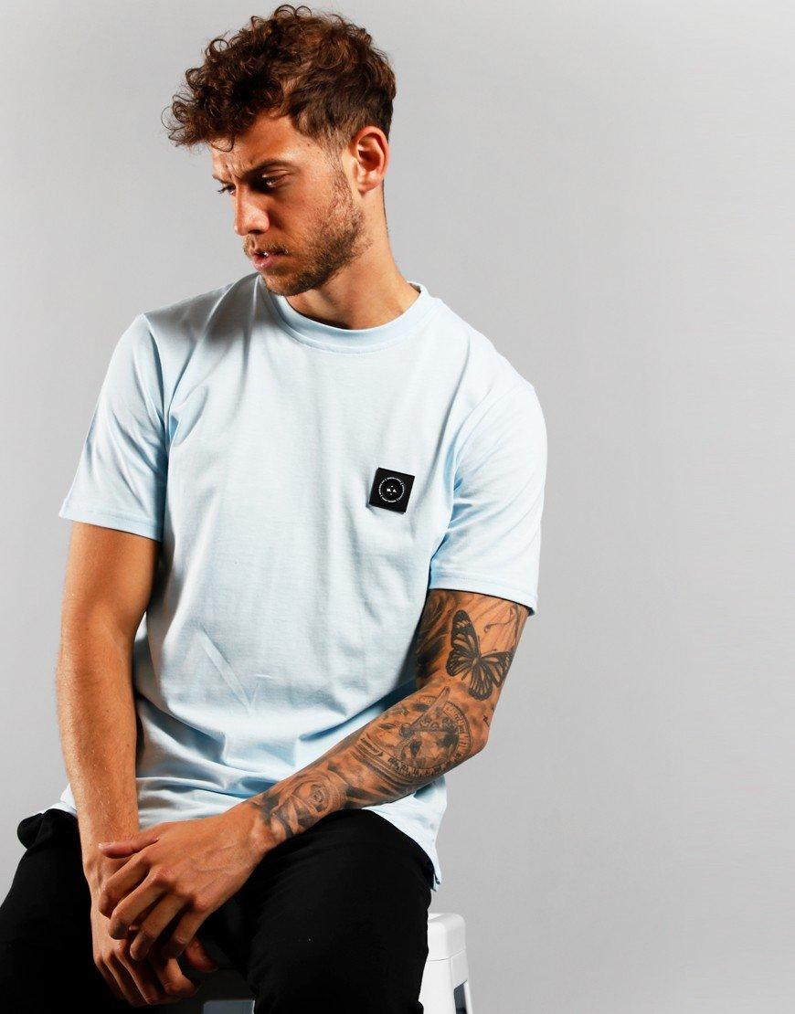 Marshall Artist Short Sleeve Siren T-Shirt Sky Blue