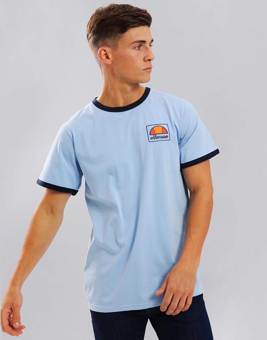Ellesse Montefello T-Shirt Placid Blue